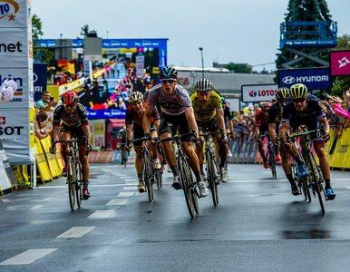 Deszczowy finisz w Rzeszowie, van Poppel wygrywa 5. etap Tour de Pologne