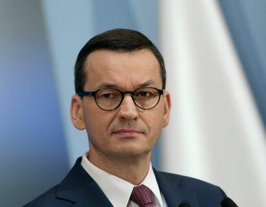 Mateusz Morawiecki o projekcie KE: Głos Polski jest w Europie uwzględniany