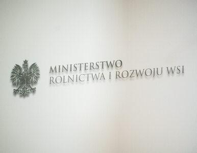 Wiceminister rolnictwa zakażony koronawirusem. Kierownictwo resortu...