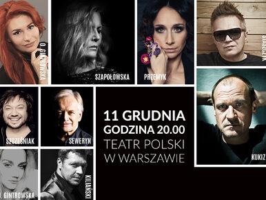 Staszczyk, Szapołowska, Seweryn, Szcześniak  – plejada gwiazd w...