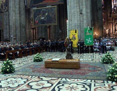 Włosi pożegnali kardynała Martiniego