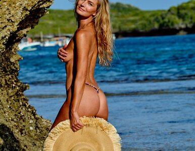 """54-letnia Paulina Porizkova topless w Sports Illustrated. """"Pomyślałam:..."""