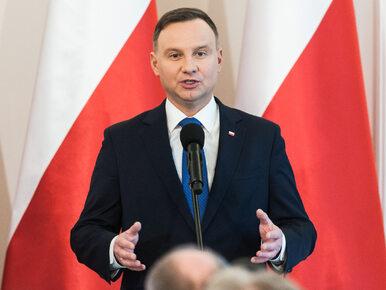 Prezydent Duda: Jeżeli wybiorę się na mundial, to na mecz Polski