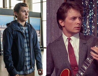 """Będzie reboot filmu """"Powrót do przyszłości""""? Tom Holland: Rozmawialiśmy..."""