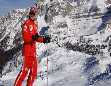 Agentka Schumachera: Michael się jeszcze obudzi