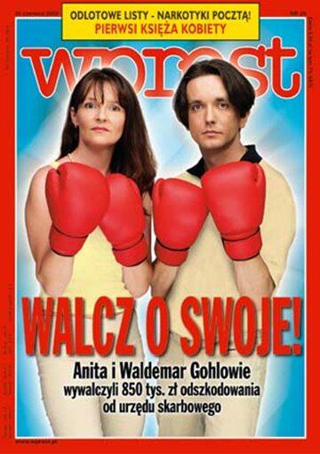 Okładka tygodnika Wprost nr 26/2002 (1022)