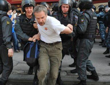 Rosja: wyroki dla opozycjonistów, którzy protestowali przeciwko Putinowi