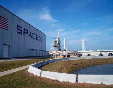 Falcon 9 wyniesie astronautów NASA w kosmos. Jest data pierwszej...