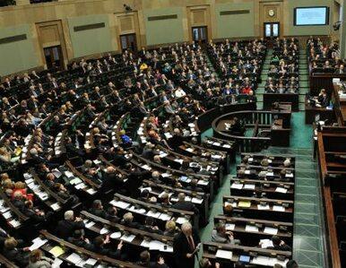 Sejm zmienił decyzję. Sześciolatki do szkoły dopiero od 2014