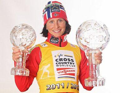 Bjoergen nie odejdzie po olimpiadzie. Uważa, że za mało zarobiła?