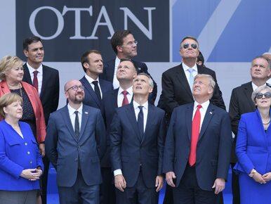 Trump ostro skrytykował sojuszników. Zwołano nieplanowaną sesję NATO