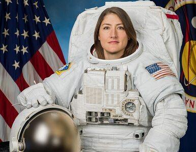 Christina Koch spędziła w kosmosie 328 dni. Zobaczcie, co zrobił jej...