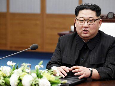Kim Dzong Un do Singapuru przywiózł... sedes. Stolec i mocz zawierają...