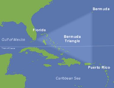 Zagadka Trójkąta Bermudzkiego została rozwiązana? Naukowcy mają...