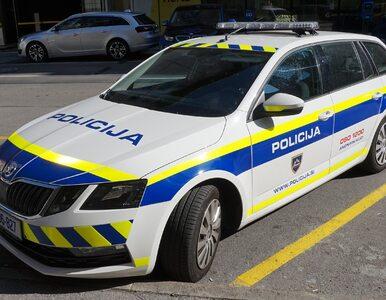Wypadek busa na Słowenii. W środku znaleziono 20 nielegalnych imigrantów...