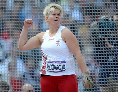 Anita Włodarczyk zdobywa srebro w rzucie młotem!
