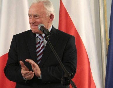 Miller zameldował Tuskowi, że rozmawiał z Barroso