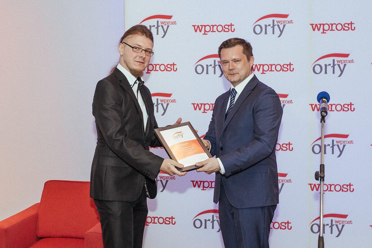 """Orły Tygodnika """"Wprost"""" 2016 - Małopolska i Podkarpacie"""