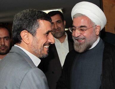 Były prezydent Iranu: Nie możemy zaatakować Izraela bronią atomową....