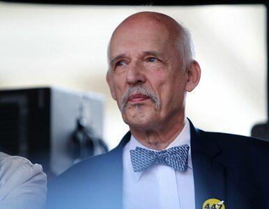 Janusz Korwin-Mikke: Nie ma dla mnie różnicy pomiędzy Hitlerem,...