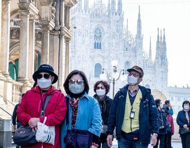 Koronawirus we Włoszech. Ponad 600 studentów z Polski jest tam na Erasmusie
