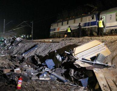8 marca przywrócą ruch w miejscu katastrofy kolejowej