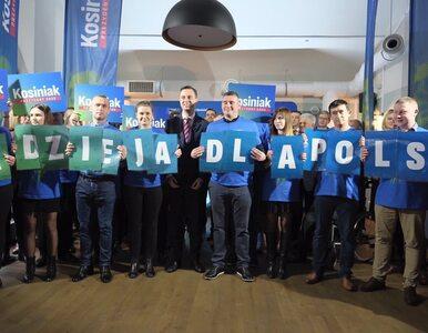 Kosiniak-Kamysz pokazał sztab wyborczy. W składzie były minister rządu...