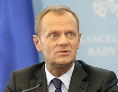 Po wyborach w PO. Tusk nie chce wyrzucać Gowina