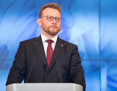 Onet: Łukasz Szumowski jest zakażony koronawirusem