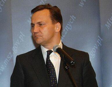 Sikorski: atak na polskich kibiców? Arabski już działa